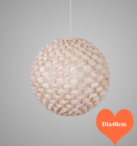 Chinese retro handwoven wicker/bamboo Pendant Lights Southeast Asia brief round E27 LED lamp for porch&parlor&stairs LHDD009 southeast asia style hand knitting bamboo art pendant lights modern rural e27 led lamp for porch