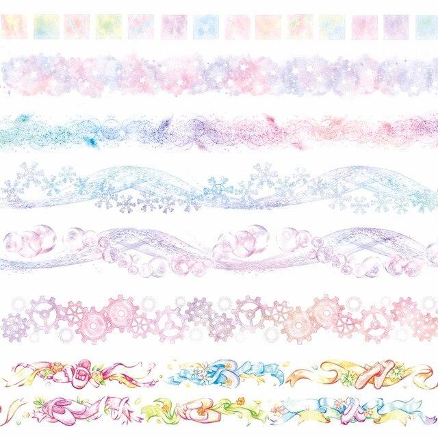 7 Disegni Fiocchi Di Neve Arcobaleno Fiori Merletto Ingranaggi Cloud