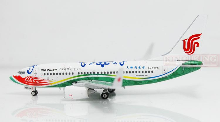 Phoenix 10980* B737-700/w 1:400 China international aviation Inner Mongolia Tianjiao commercial jetliners plane model hobby phoenix 10980 b737 700 w 1 400 china international aviation inner mongolia tianjiao commercial jetliners plane model hobby