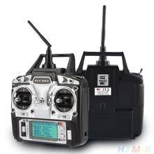 FlySky FS-T6 6CH RC Transmitter FS-R6B RC Radio Control Receiver System Drone