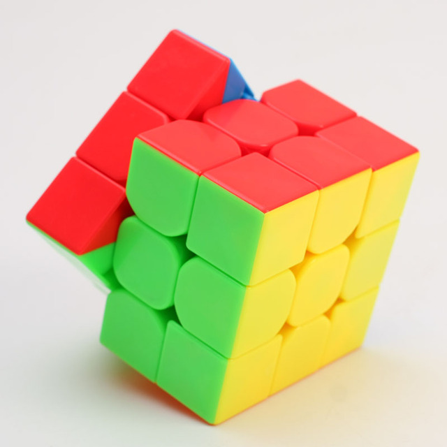 Original Moyu MF3RS 3x3x3 5.7cm Magic Cube Puzzle 3x3 Cubing Speed  toy Professional cubo magico Educational Toys for children 6