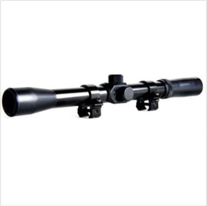 1Pcs 4x20 Air Rifle Telescopic Scope Sighting Telescope Hunting Scopes Riflescope Sports Optics Device Hunting Accessories