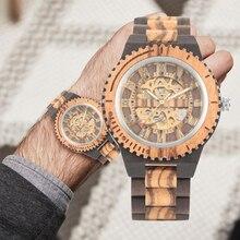 Uhr Zifferblatt Holz Armbanduhren