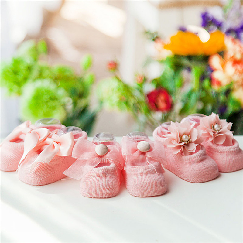 8c9c539d79313 3 PC Pair Newborn Baby Shoes First Walkers Cute Baby Girls Shoes Princess  Shoes Butterfly Wedding Baby Girl Shoes Sneakers ...