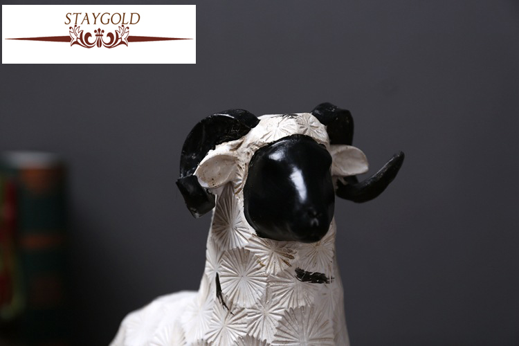 Aliexpress buy staygold sheep resin decorations wine cabinet aliexpress buy staygold sheep resin decorations wine cabinet wedding room decorations wedding gifts birthday gifts home decoration accessories from junglespirit Choice Image