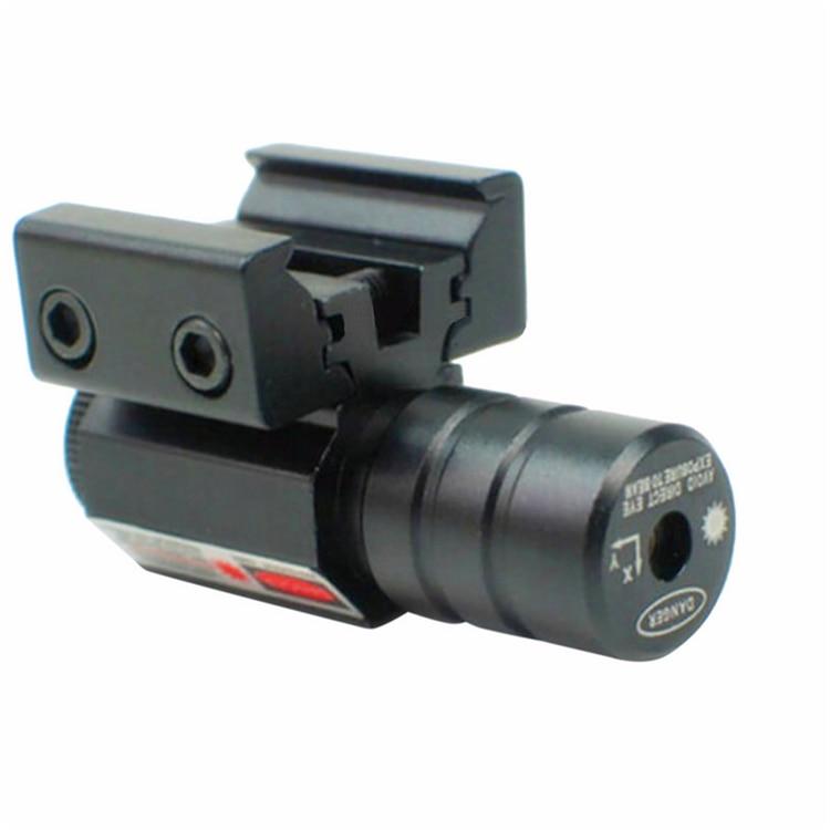Spike JG5-1 Tactical Pistol mini 5mw ajustable mira punto rojo mira - Caza - foto 1
