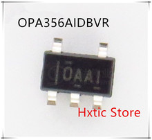 NEW 10PCS/LOT OPA356AIDBVR OPA356  MARKING OAAI 0AAI SOT23 -5 IC
