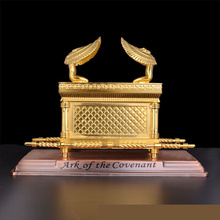 Catholic Handicrafts and Gift of Ark of The Covenant Ark of the Covenant Jerusalem Holy Land Israel by dhl or fedex fast express michael russell palestine or the holy land