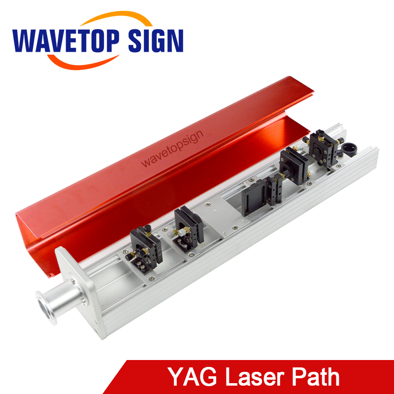 YAG Laser Machine Laser Path Include Mirror Holder 20x5mm 2pcs+Q-switch Holder 1pcs+Red Beam Light Holder 12x36mm 1pcs