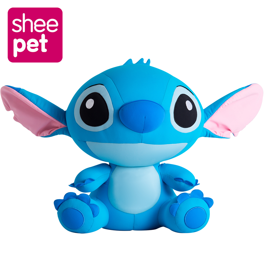 Sheepet Stitch 43cm Plush Stuffed Toy Lilo & Stitch Doll Stich Toys For Children Brinquedos Filling with Particle 5pcs lot pikachu plush toys 14cm pokemon go pikachu plush toy doll soft stuffed animals toys brinquedos gifts for kids children