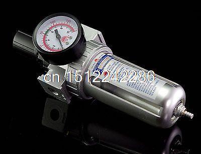 SFR-400 PNEUMATIC AIR FILTER REGULATOR BSP 1/2 new pneumatic air filter regulator bsp 1 2 sfr 400