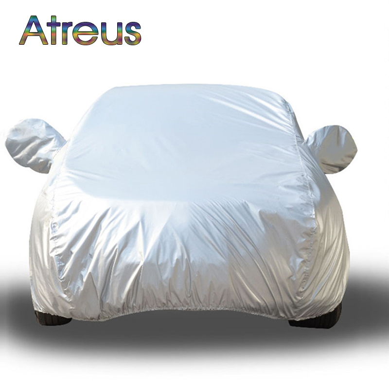 Hatchback L Waterproof Dustproof Car covers for Peugeot 206 207 Lexus ct200h Audi A3 A1 BMW F20 E87 Volvo V60 Seat Leon Mazda 2