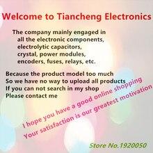 IC varios circuitos integrados condensadores electrolíticos y compensar la diferencia