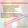 Varios circuitos integrados condensadores electrolíticos y hacer la diferencia
