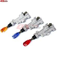 цена на Rear Brake Master Cylinder For CR125 CR250 CRF250R CRF250X CRF450R CRF450X KAYO T4 T6 Motorcycle motocross Free shipping