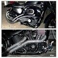 Car 5mX50mmX1.5mm Exhaust Wrap Header Heat Fiberglass Wrap Resistant Downpipe 4 Stainless Steel Ties Fit Car Motorcycle Black