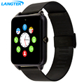 LANGTEK Smart Watch GT12 Clock Support Sync Notifier Sim Card Bluetooth Connectivity for Android Apple iphone Phone Smartwatch