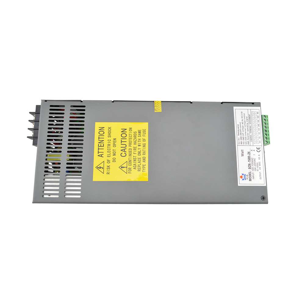 1500W Single Output Switching Power Supply 5v 12v 15v 24v 48v SCN-1500