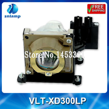 High quality compatible projector bulb lamp VLT-XD300LP for XD300 XD300U