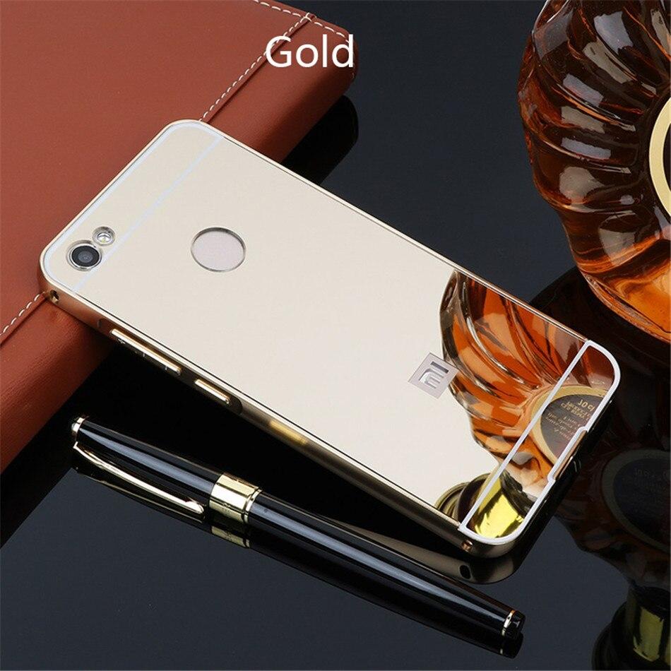 Luxury For Xiaomi Mi A1 A2 Redmi 5 Plus 6 6A 4X S2 Redmi Note 5 6 Pro Note  4X Glitter Mirror TPU Case (2)
