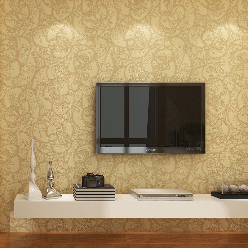3D Wallpaper Modern Simple Abstract Geometric 3D Stereo Relief Non-Woven Wall Paper Bedroom Living Room TV Backdrop Papier Peint