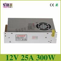 AC To DC Switch Power Supply Transformer LED Strip Light 110 240V Output DC 12V 25A