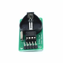 TENSTAR ROBOT DS1302 real time clock module without battery CR2032(China)