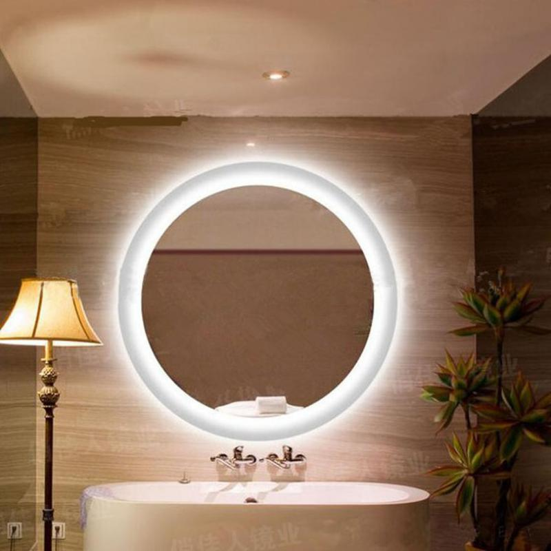 Led Mirror Light Hand Wash Bathroom Desk Simple Modern Nordic Bathroom Dressing Table Makeup Mirror Wall Lamp In Short Supply Ceiling Lights & Fans Ceiling Lights