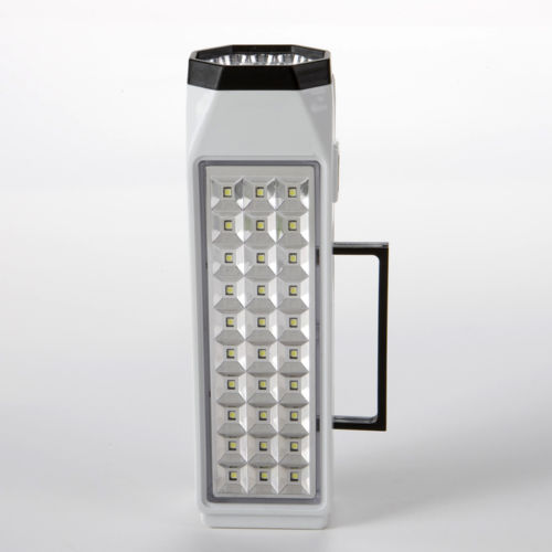 Portable 38-LED Rechargeable Emergency Light Home Outdoor Camping LED Torch Free shipping