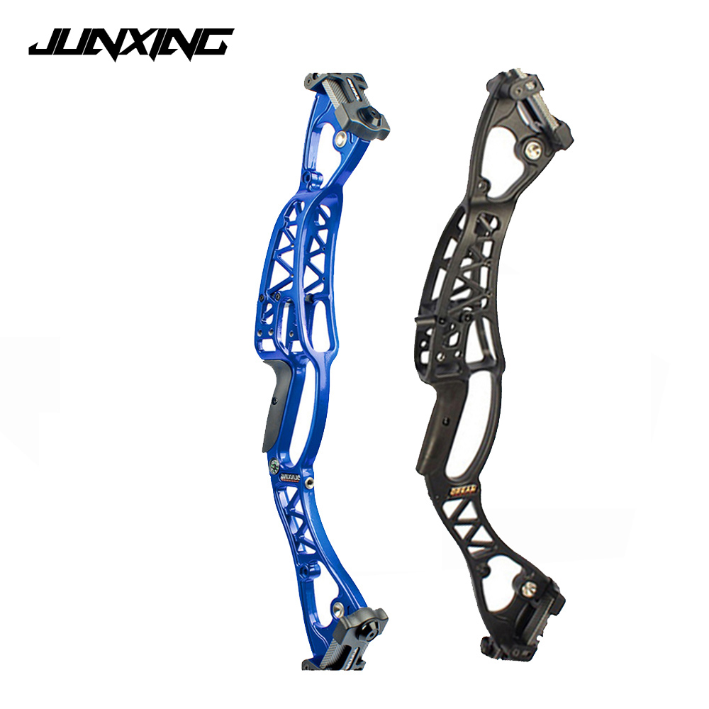 цена Riser for Compound Bow M106 Aluminum Alloy Riser DIY Compound Bow for Outdoor Hunting Shooting Fishing