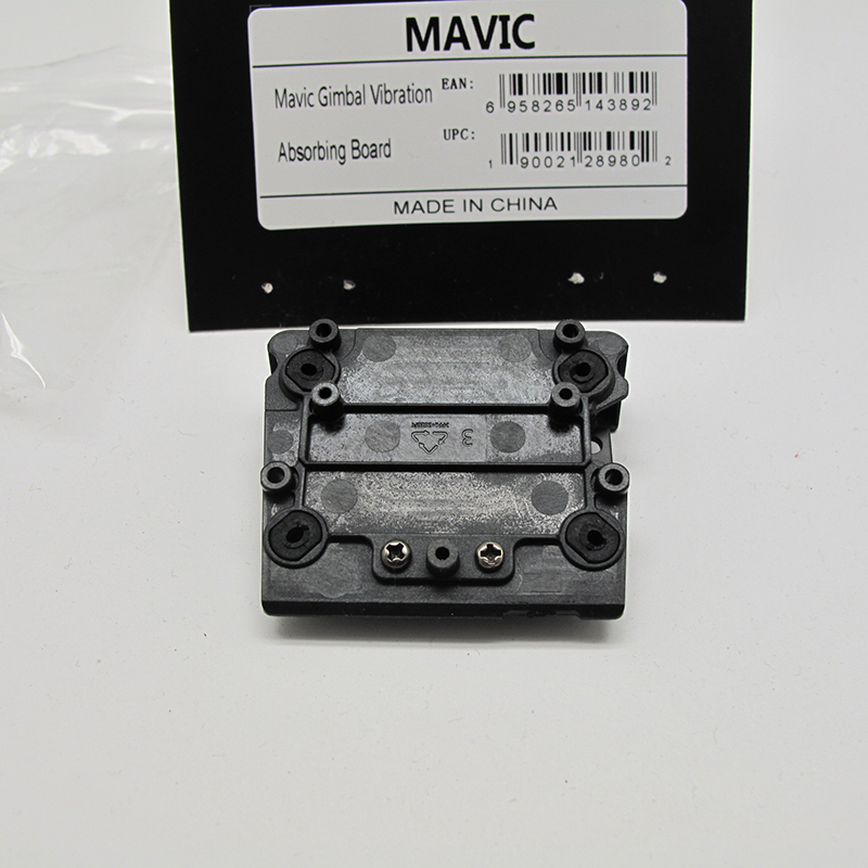 Original DJI Mavic Pro Parts Accessories drone gimbal damping board shock Absorbing Vibration Damper Plate