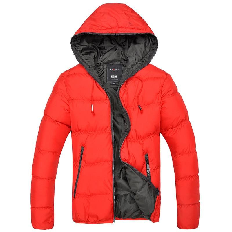 Plus size S-3XL autumn winter brand keep warm fash...