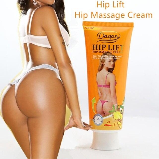 120g Chili Garlic Extract Hip And Butt Enhancer Cream Big Ass Breast Buttocks Enlargement Cream Hip Up Butt Lift Massage Cream