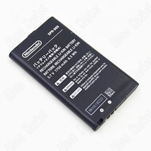 10pcs Original Battery Built-in Rechargeable Battery For new 3DS / XL Console Original Repair Parts