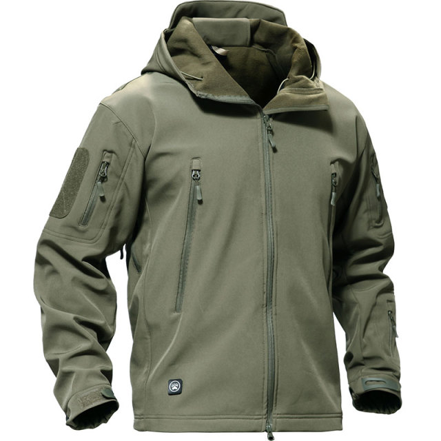 Aliexpress.com : Buy Outdoor Softshell Jacket Men Military ...