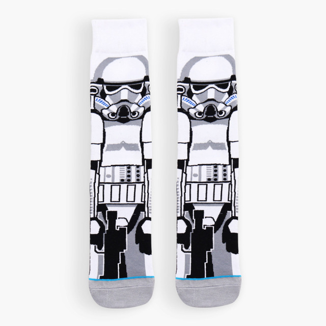 Funny Star Wars Socks For Men