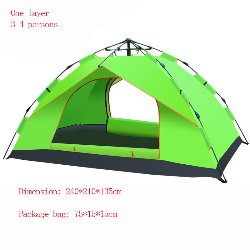 Actionclub Pop Up Automatic Open Tent Windproof Waterproof Four Season Tent Ultralight Folding UV Protective Fishing Shelter-in Tents from Sports ...  sc 1 st  AliExpress.com & Actionclub Pop Up Automatic Open Tent Windproof Waterproof Four ...