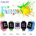 Новый стильный D3 мониторинга сердечного ритма смарт-часы разъем СИМ-карты Bluetooth смарт часы