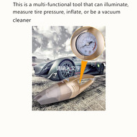 Multifunctional Vacuum Cleaner for Automobile for Citroen c2 c4 c4l c3 c5 berlingo Car Styling sticker Accessories