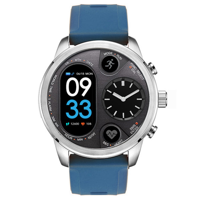 2019 Fitness Tracker Smart Watch Men Women Pedometer Heart Rate Monitor Waterproof Male Clock Sport Smartwatch For Android IOS