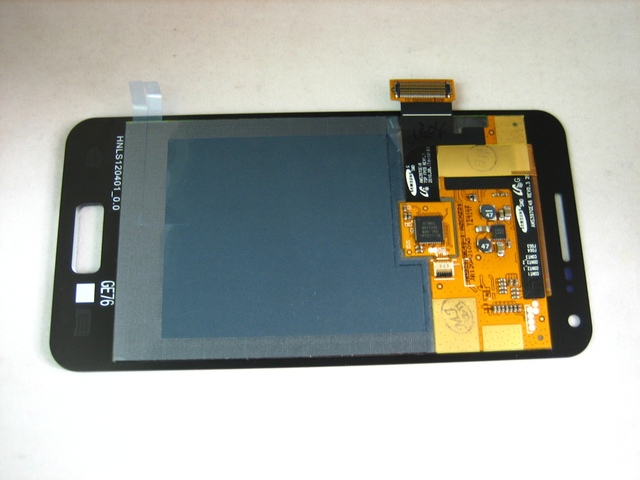 Replacement Full AMOLED LCD Display + Touch Screen Digitizer for Samsung Galaxy S Advance GT-i9070 i9070 Black
