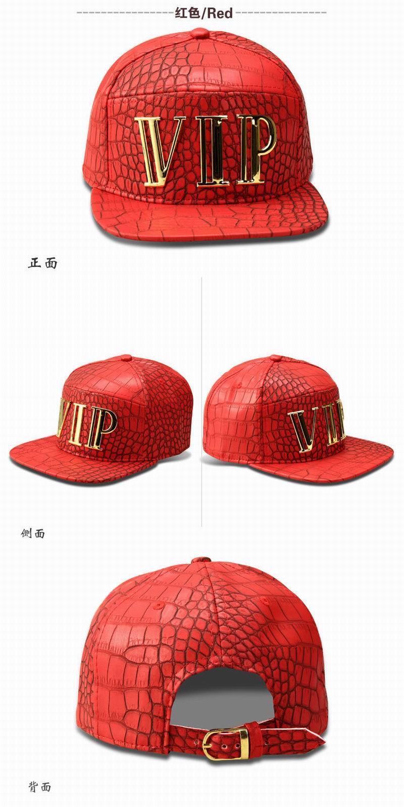 Vip caps (4)