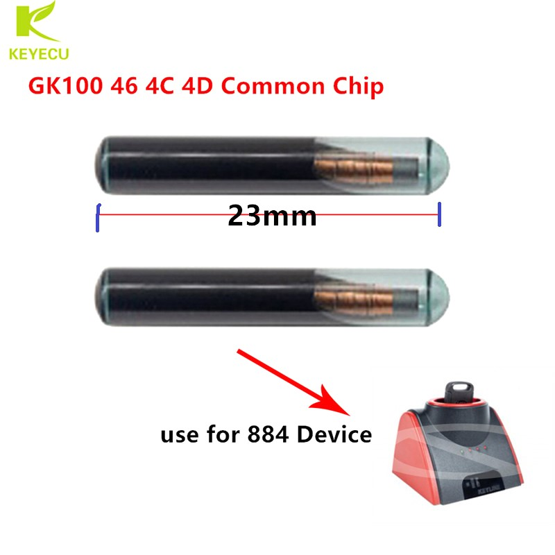Repeatable Copy 10 times 1PC GK100 46 4C 4D Common Chip use for 884 Device