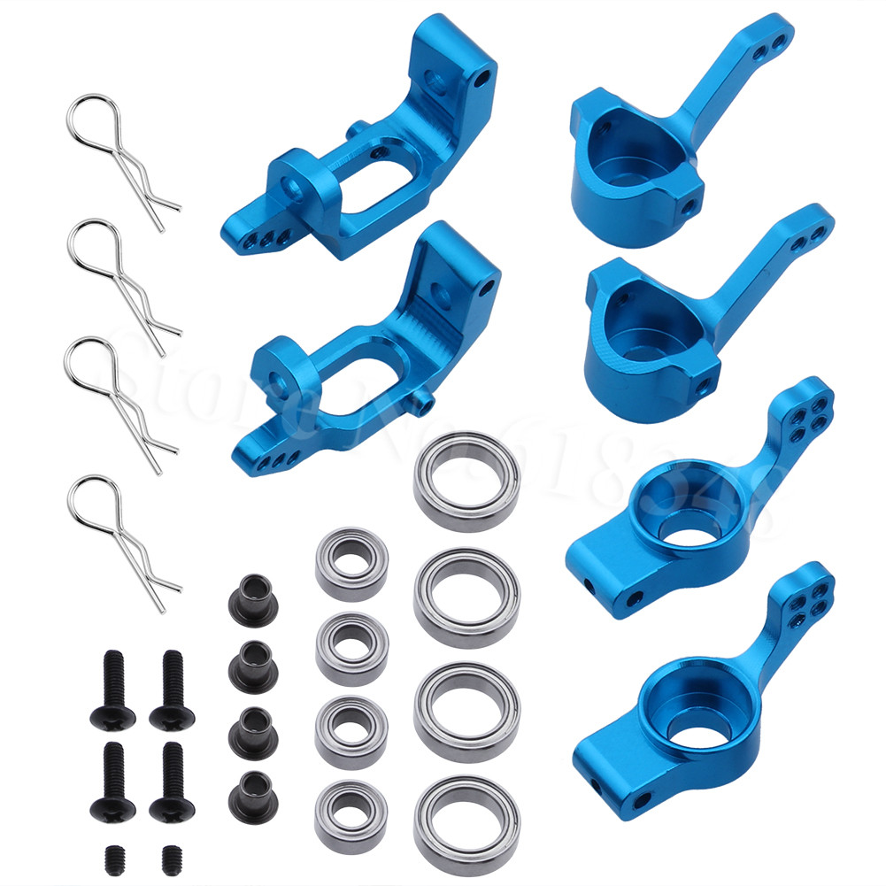 Aluminum Upgrade Kit 102010 102011 102012 102210 102211 102212 02013 02014 02015 For RC HSP BRONTOSAURUS 1/10 Monster Truck