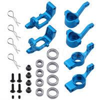 Aluminum Steering Hub Mount 102010 102011 102012 Upgrade Parts For RC HSP TYRANNOSAURUS BRONTOSAURUS Pro 1