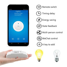 Wireless Wifi Switch Universal Smart Home Automation