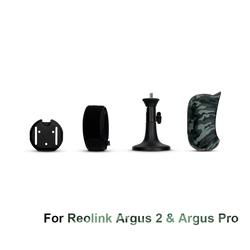 Reolink Argus 2 and Argus Pro Wire-Free Rechargeable Battery Powered Security IP Camera Camouflage Skin Suit(Not for Argus)