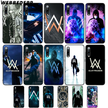 WEBBEDEPP Alan Walker DJ Soft TPU Case Cover for Xiaomi Redmi GO Note 4 4X 5 6 pro 5A Prime 7 Pro