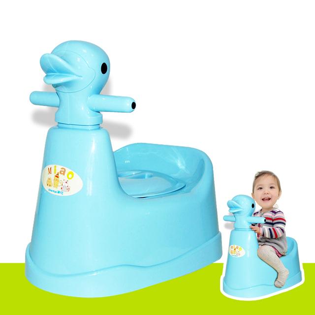 Venda quente Encantador Crianças Gaveta Bebê Higiênico Tipo Confortável Formação Bacio Bebé Higiênico Mictório Fezes Assento Pedestal Pan Wc