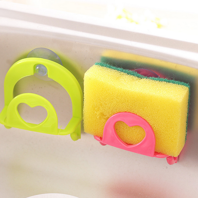 1pc Colorful Plastic Kitchen Wall Hook Holder Kitchen Bathroom ...
